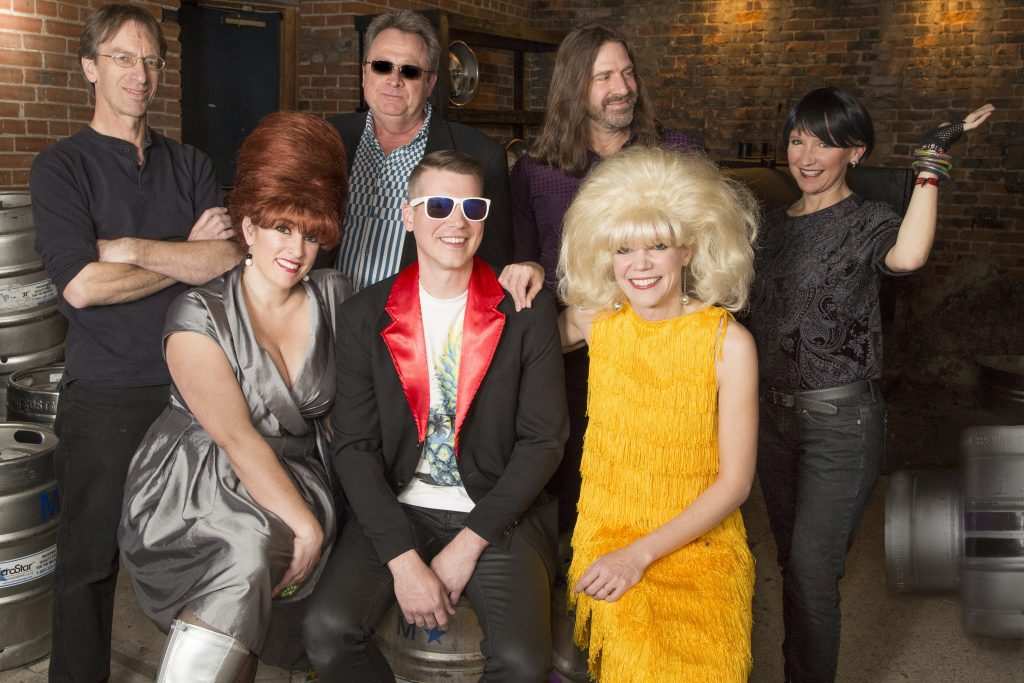 Hey Lady – B52's Tribute Band