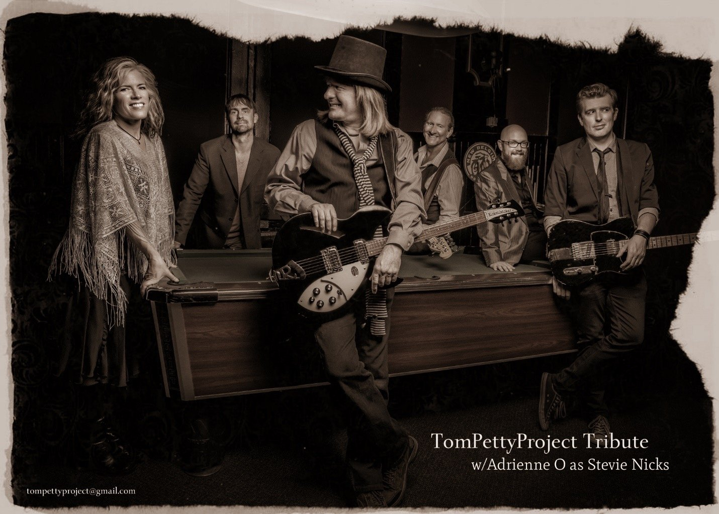 Tom Petty Project - Tom Petty Tribute Band