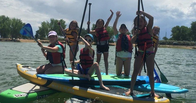 Stand Up Paddleboard Beginner Lessons