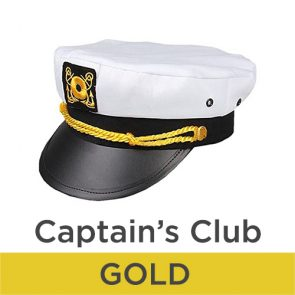Captain's Club Gold Level