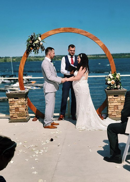 Married on the Water Denver
