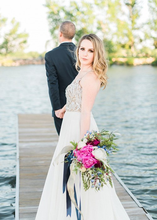 Married on the Pier